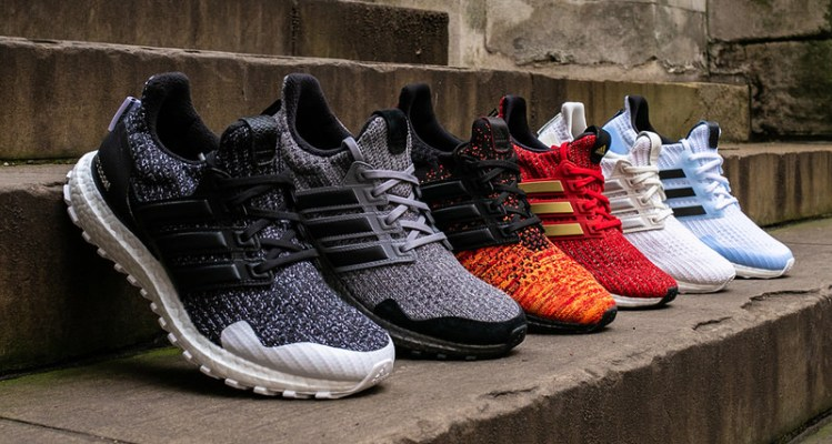 Game of Thrones x adidas Ultra Boost Collection
