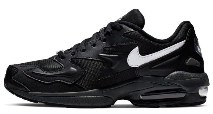 Nike Air Max2 Light Black/White