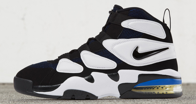 c89c056cfc Nike Air Max2 Uptempo // Throwback Thursday | Nice Kicks