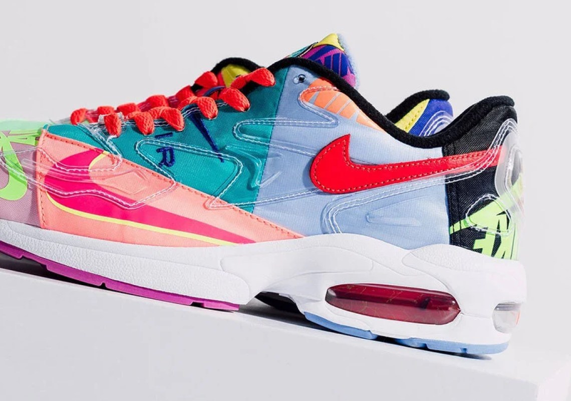 newest collection b19c0 58df2 ... atmos x Nike Air Max2 Light