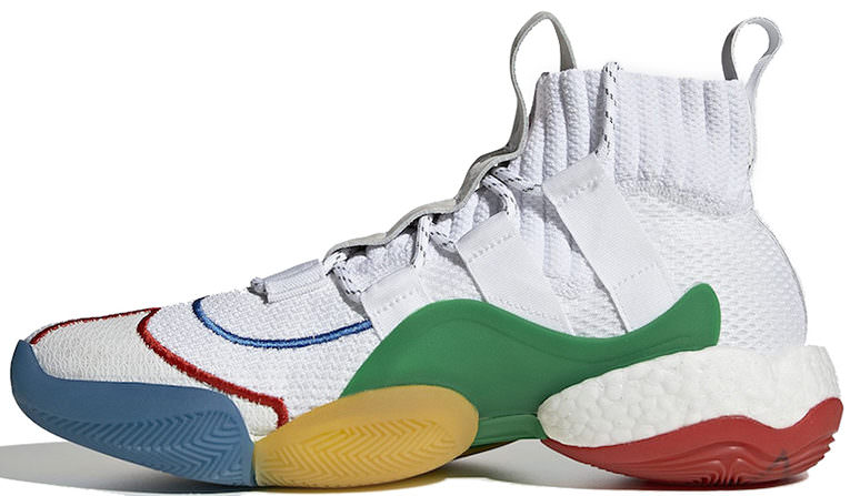 eb243ef98 Pharrell s Message is Clear on the adidas Crazy BYW X