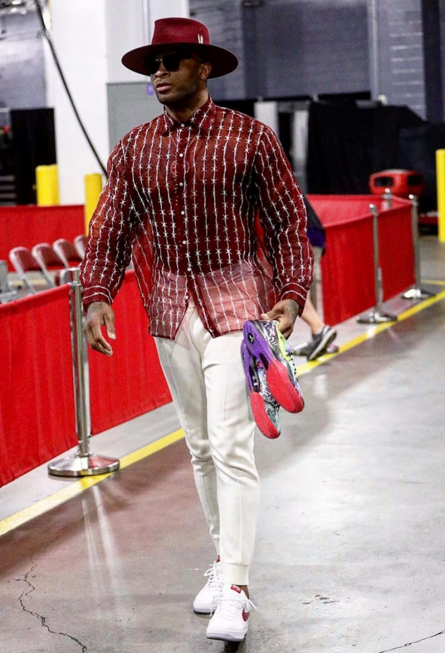 d7091f80d PJ Tucker is Your 2019 Kicks on Court Champ | Nice Kicks
