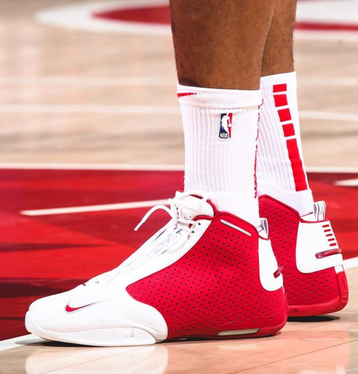 739c1fb1cd91 ... PJ Tucker in the OG Nike Air Zoom Flight 2k3 (photo by Jasear  Thompson NBAE via Getty Images) ...