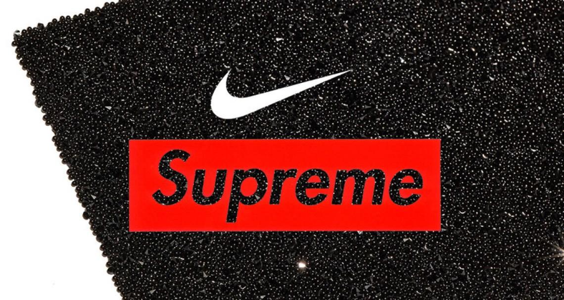 Supreme x Nike Air Max 95 Lux Swarovski