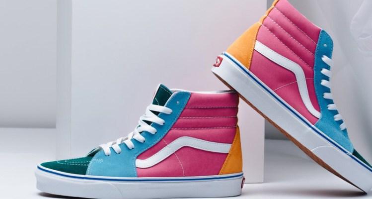 """Vans Sk8-Hi """"Multicolor"""""""
