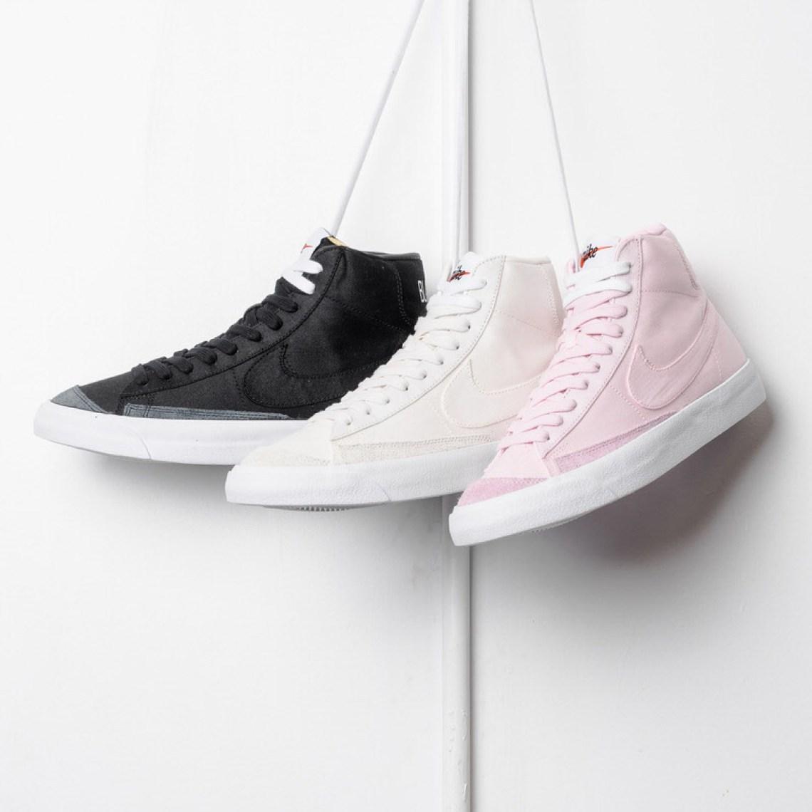 10499f716936 The Nike Blazer Mid  77 VNTG is Back in True Retro Fashion