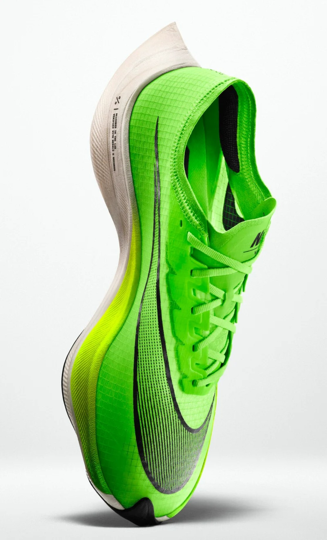 fea40ad90a2b5 Nike Debuts All-New Performance Runner ZoomX Vaporfly NEXT%
