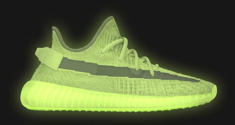 "b460e301418a6 adidas Yeezy 350 V2 ""Glow In The Dark"" Drops Next Month"