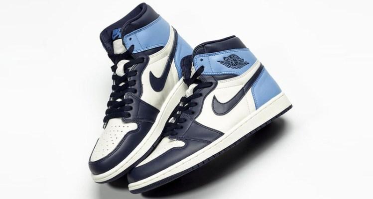 """Air Jordan 1 """"UNC"""""""