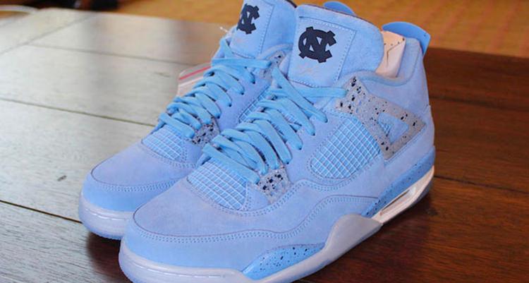 """Air Jordan 4 """"UNC"""" PE"""