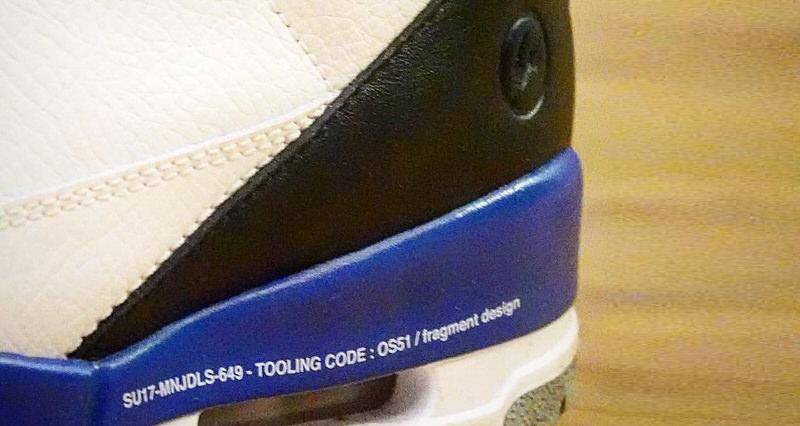 30e8c365a51 fragment Design x Air Jordan 3 Revealed | Nice Kicks
