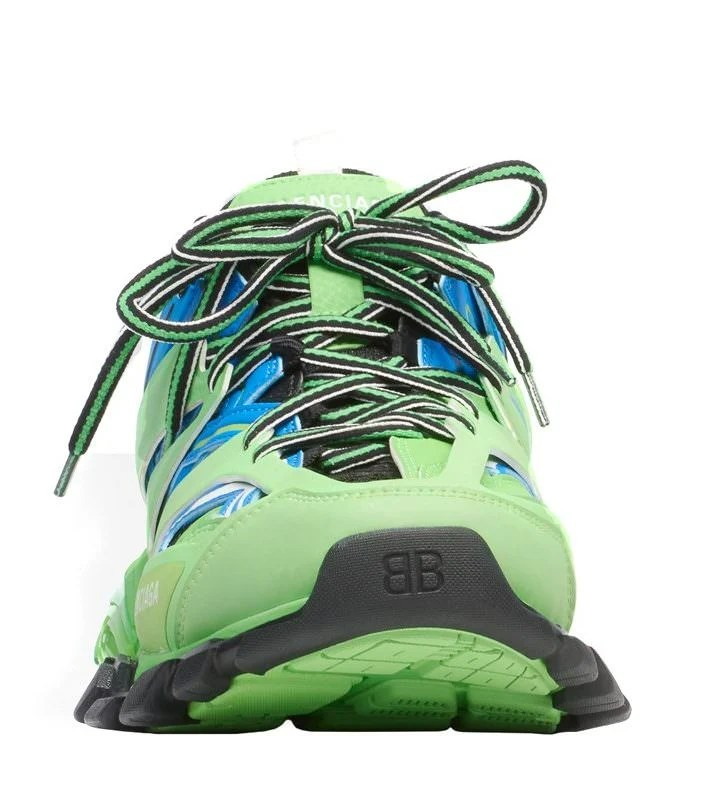 f1366cd13d The Balenciaga Track Trainer Remixes the Sprite Colorway | Nice Kicks