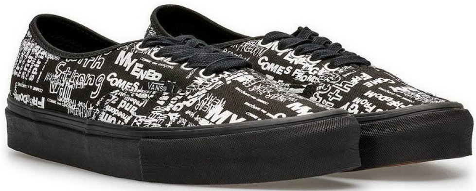 4f22874d2f COMME des GARÇONS and Vans Link for Liberating New Capsule ...