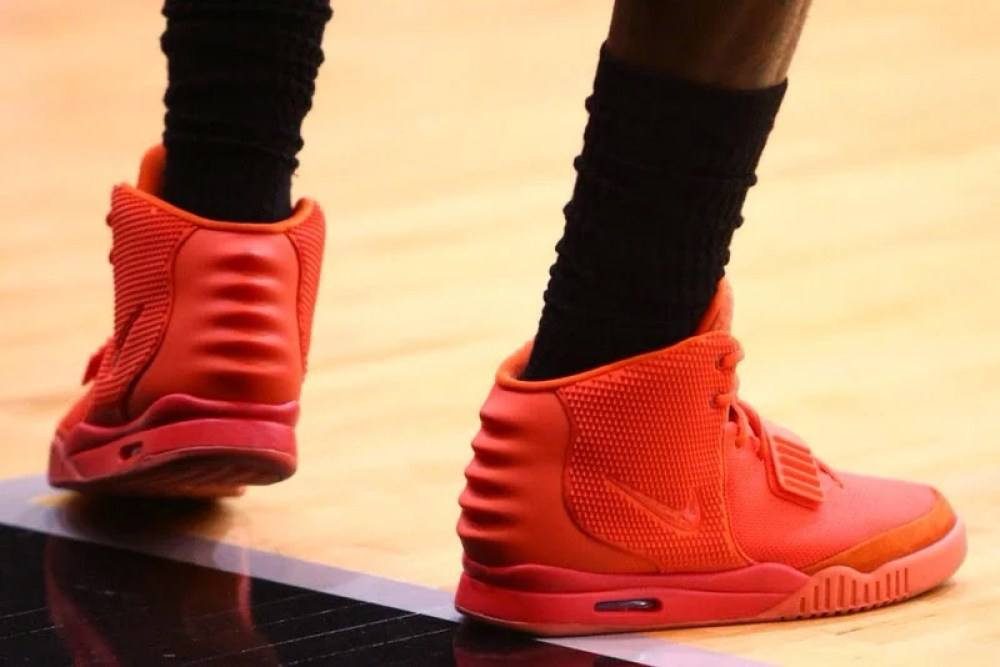 A History of LeBron James in Kanye West-Inspired Sneakers ...