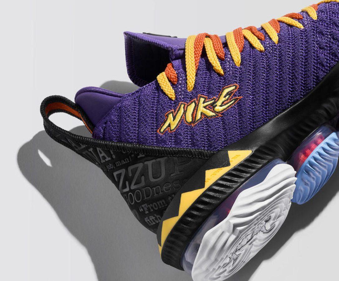 355e76bffbd Nike LeBron 16