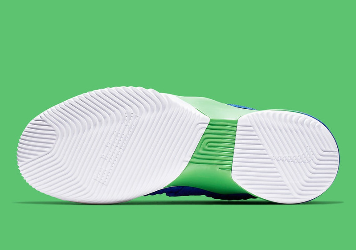 """Nike LeBron Soldier 12 Flyease """"Sprite"""""""