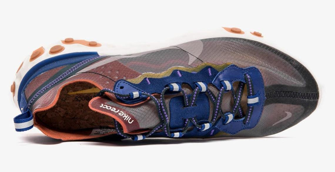 943be6c713fa Nike React Element 87 Returns with Summer Vibes