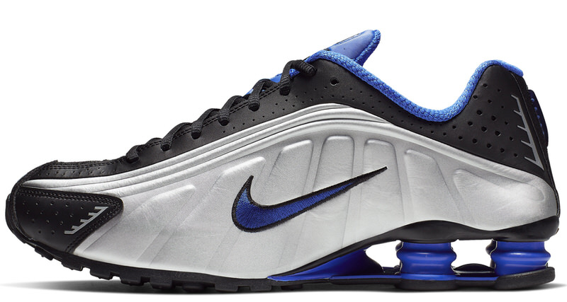 002c1bb06d52 Nike Latest Shox R4 is Actually a Vince Carter Homage