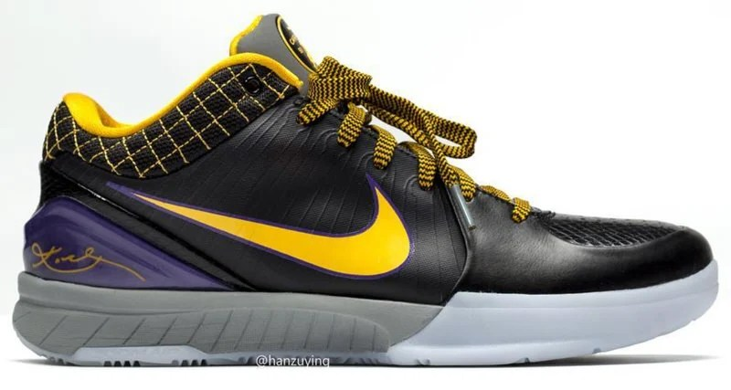 "pretty nice 86620 a7f2f OG Detailing Shines on Nike Zoom Kobe IV Protro ""Carpe Diem"""