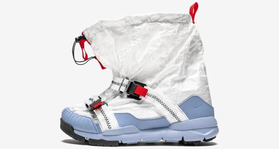 Tom Sachs x Nike Mars Yard Overshoe