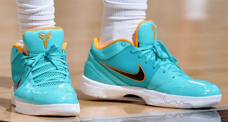 "8bff0ffc8ce1 OG Detailing Shines on Nike Zoom Kobe IV Protro ""Carpe Diem"". May 7"