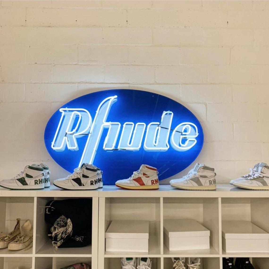 Rhude Recess Hi
