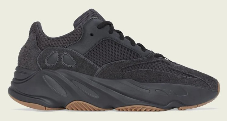"""cheap for discount 420b3 5aa83 When You Can Cop the adidas Yeezy Boost 700 """"Utility Black"""""""