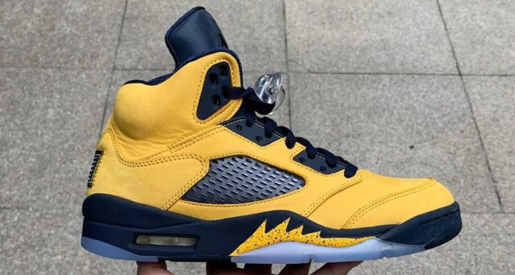 "1e89907ee7e The Air Jordan 5 ""Inspire"" is a Solid Ringer for the Famed Fab 5 PE"