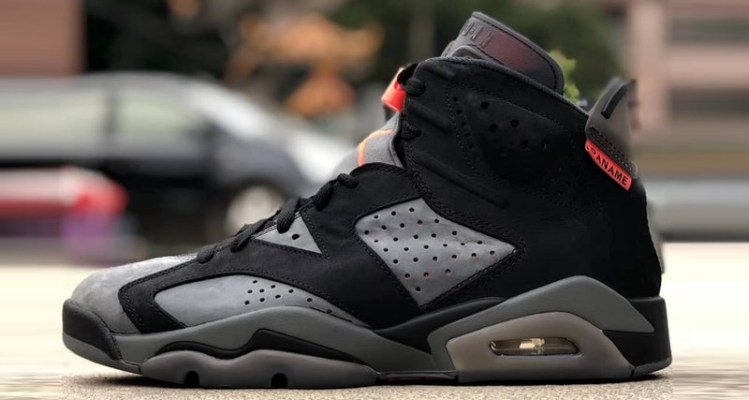 """size 40 558a3 0a256 The Best Look Yet at the """"PSG"""" Air Jordan 6"""