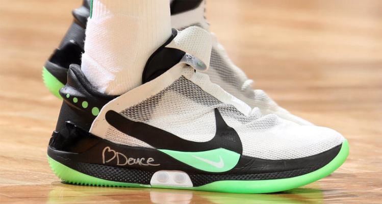 1afca6bee748d The 10 Best Kicks On Court This Week