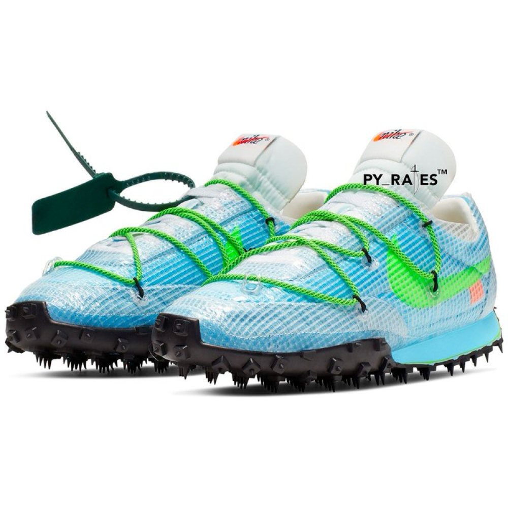 best value 086c1 164ca Off-White x Nike Waffle Racer