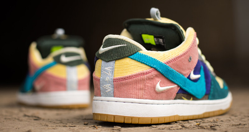 competitive price 2e127 94570 Sean Wotherspoon Styled SB Dunk Custom Might Be Better than the Air Maxes