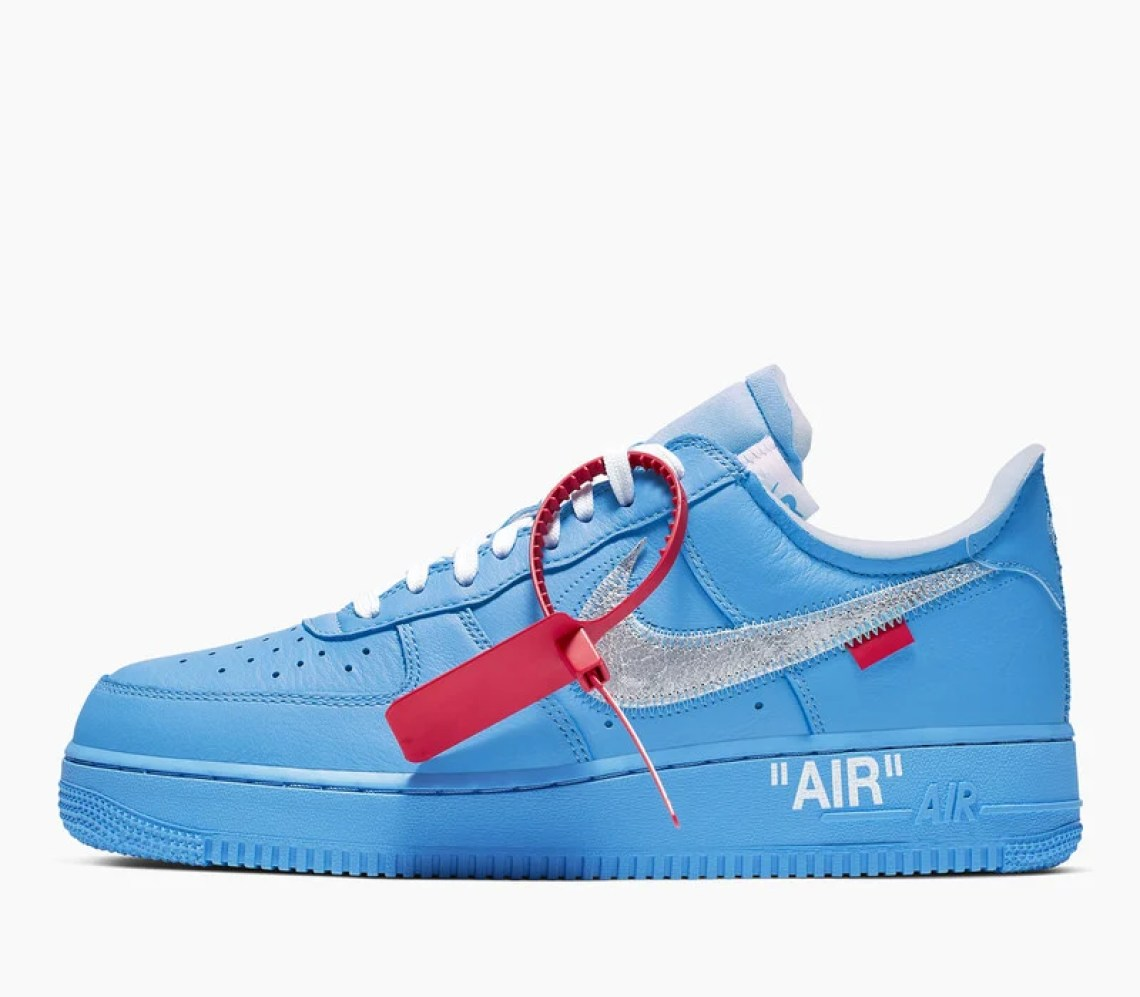 off white x nike collab giveaway aug 2019