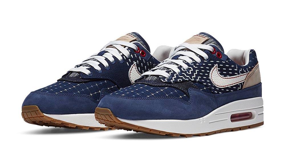 Denham x Nike Air Max 1 CW7603-400 Release Date | Nice Kicks