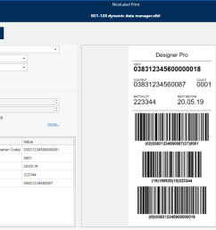 the most efficient label printing application [ 1100 x 791 Pixel ]