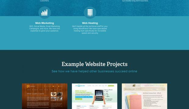 AshWebStudio  Webdesign company  Creating small business websites  Webdesign inspiration www
