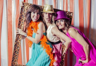 Nice Party: El photocall de la boda de Paco y Bea