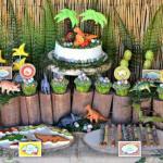 Inspiración: Cumpleaños de dinosaurios