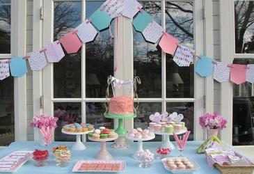 Sweet Table Contest 2011: Primeros participantes