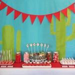 Nice Party: Un cumpleaños inspirado en Cars