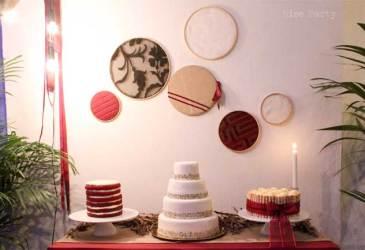 Nice Party en la Wedding Fashion Night: Buffet de tartas