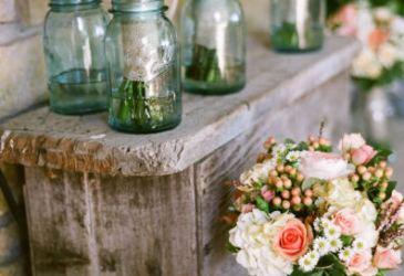 Inspiración: Una boda en un granero