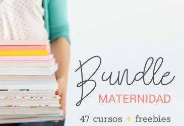 Bundle de cursos sobre maternidad