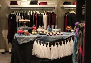 Nice Party: Mesa de dulces para Guess en la VFNO