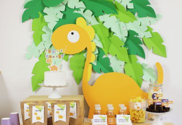 Nuevo kit Dino Party