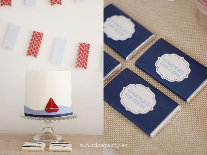 NiceParty : Cómo montar una mesa de dulces para una comunión