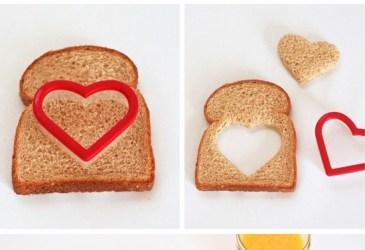 Inspiración: Un desayuno en San Valentín