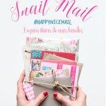 ¿Qué es el Snail Mail?