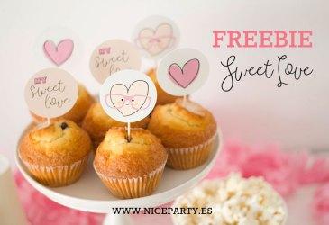 Freebie: Etiquetas de San Valentín