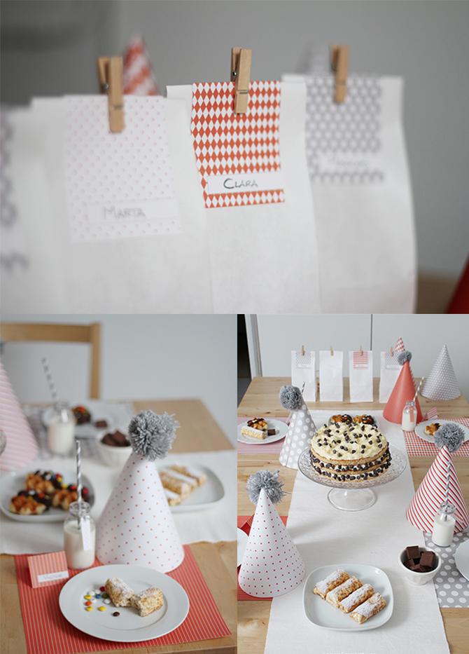 Nice Party bolsas de chuches para cumpleaños